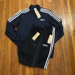 NWT adidas Men's Tricot Track Jacket and Pants